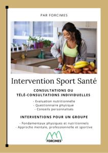 Forcimes - Sport Santé Entreprise - Flyer 3